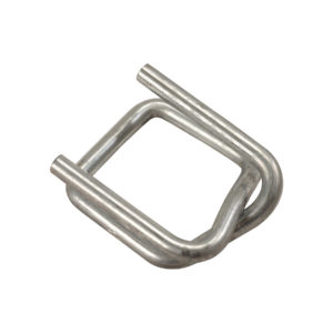 Galvanised Buckles for Corded Strapping