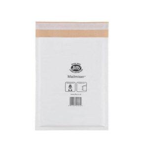 Jiffy Mailmiser White Envelopes