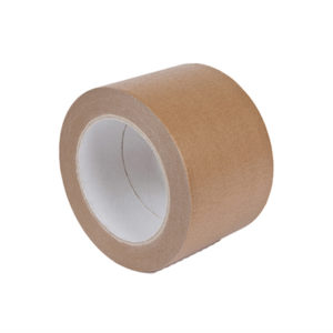 Brown Self Adhesive Paper Tape