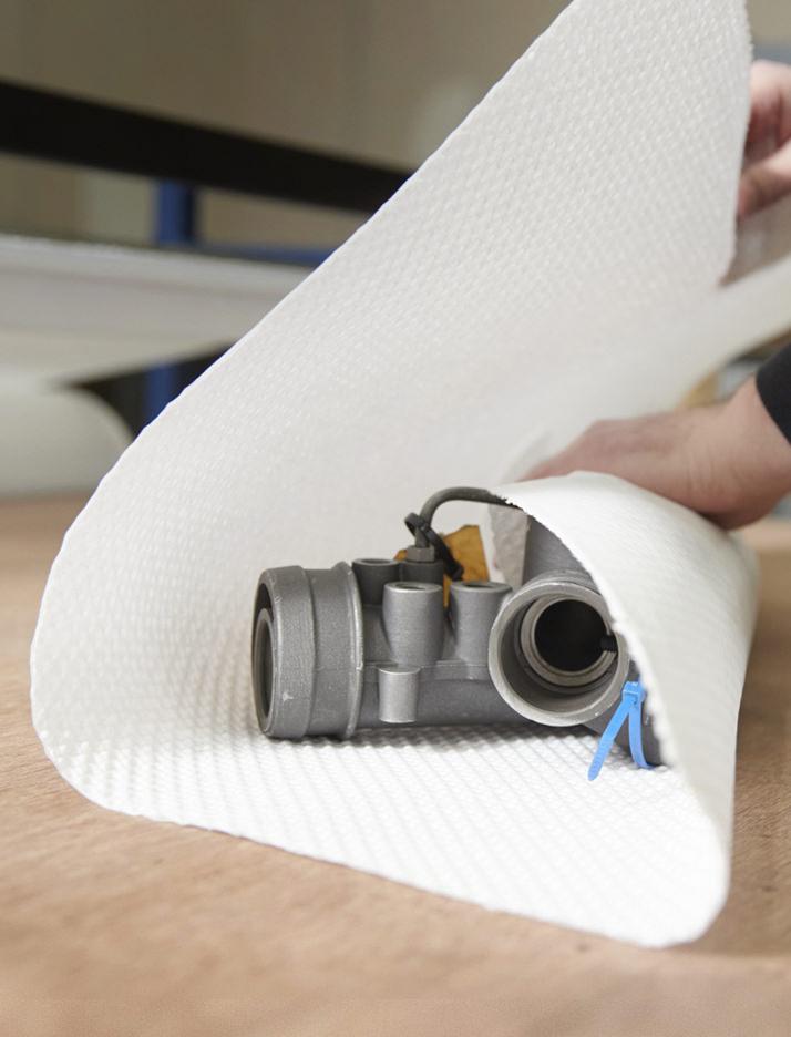 Paper Bubblewrap instead of Plastic Bubblewrap