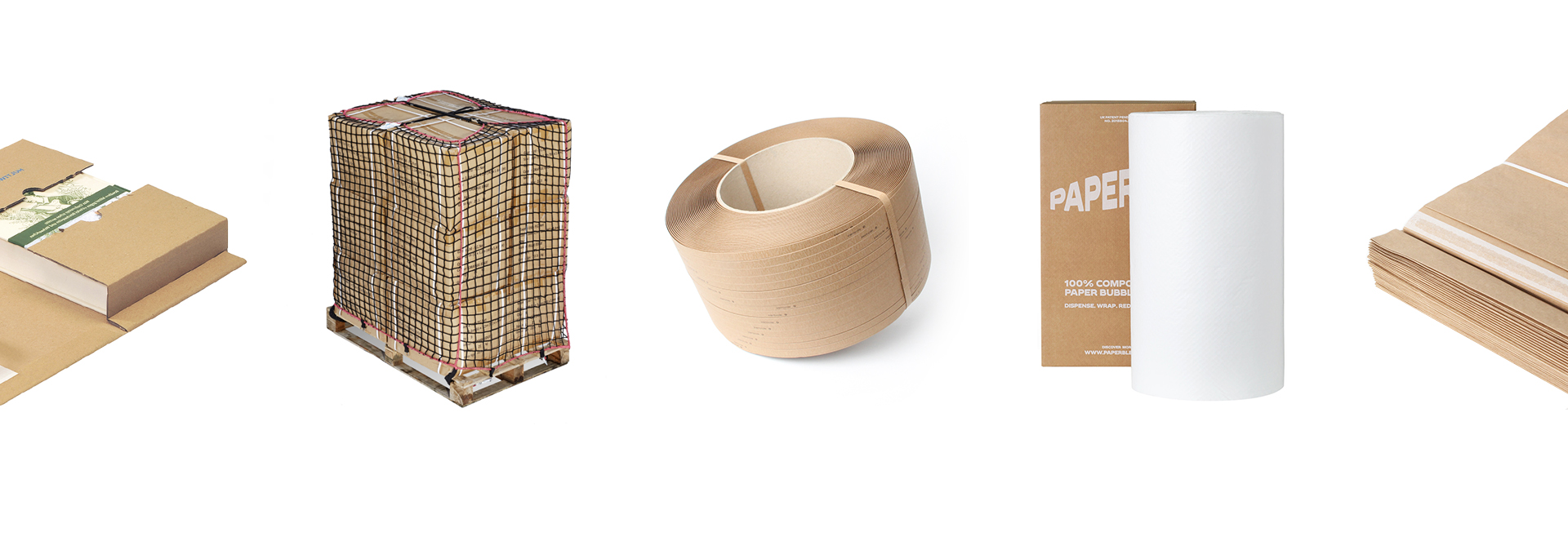 The ReThink Range of Sustainable Packaging