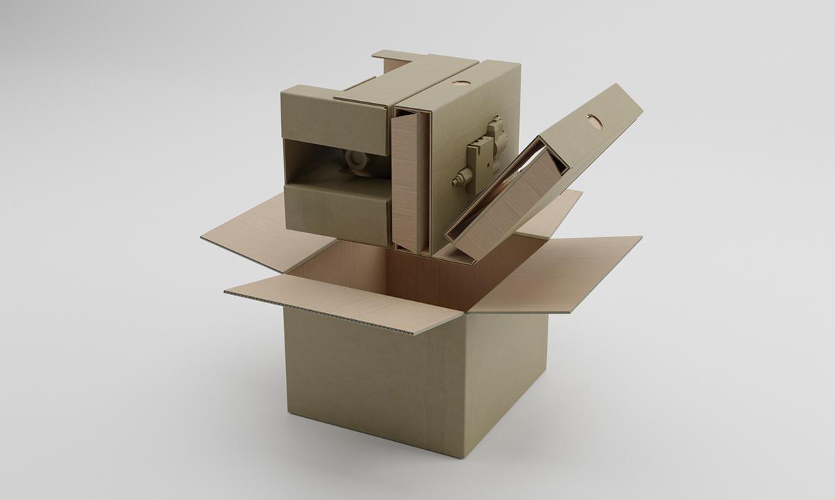 Bespoke Corrugated Design by Maxpack