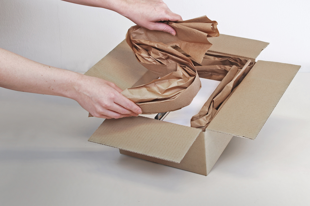 Paper packing Maxpack