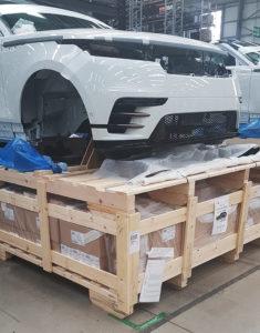 Jaguar Land Rover Maxpack 3